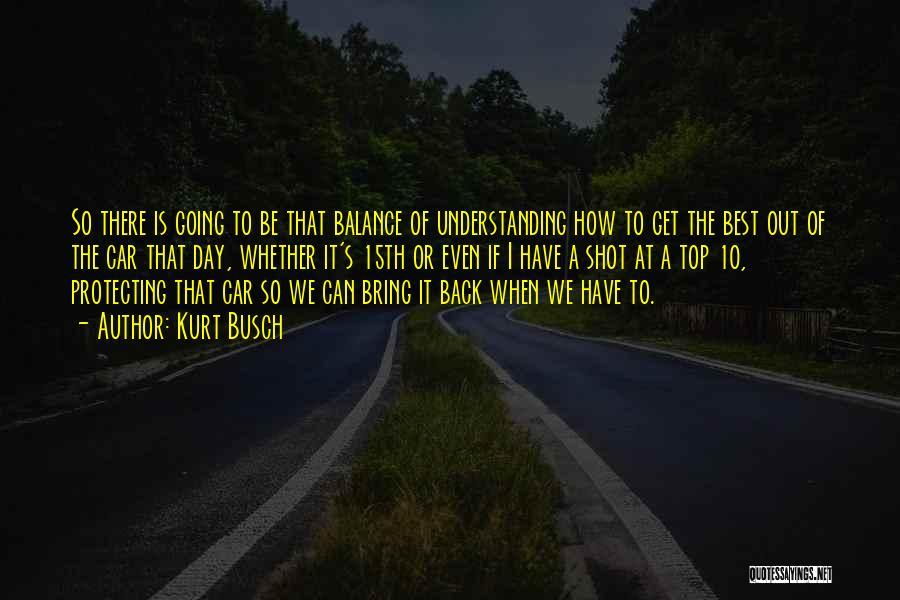 Get A Car Quotes By Kurt Busch