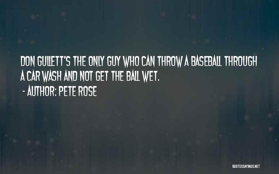Get A Car Quotes By Pete Rose
