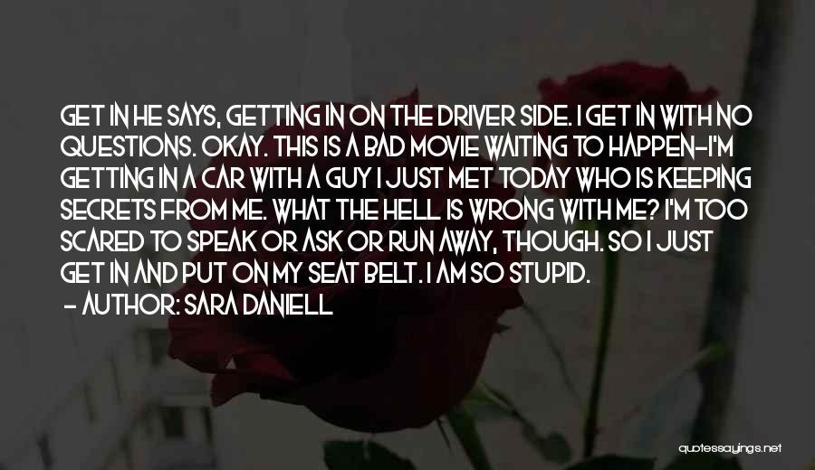 Get A Car Quotes By Sara Daniell