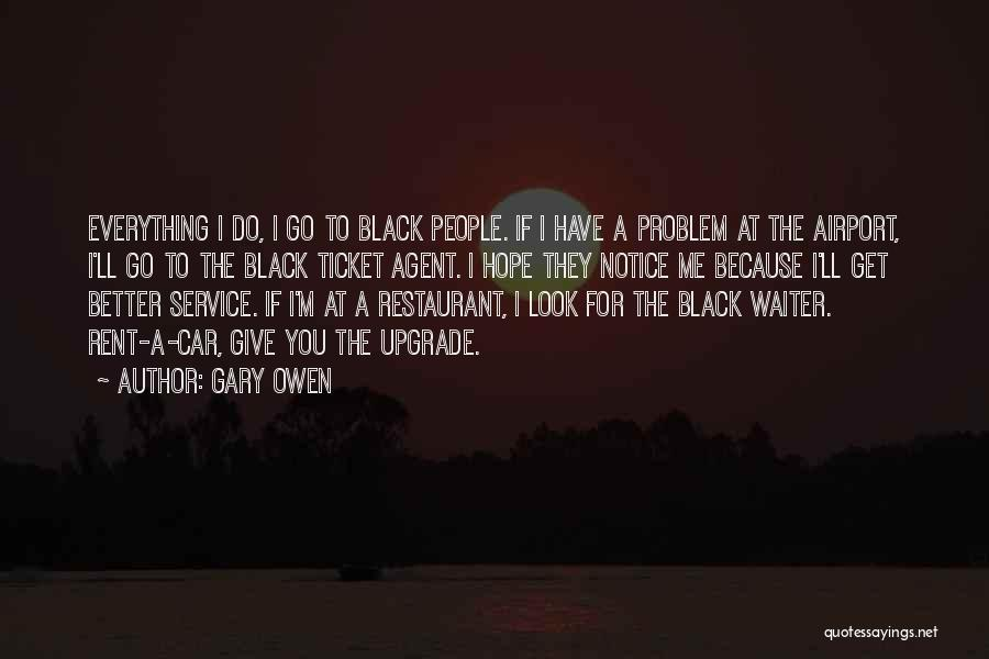 Get Car Service Quotes By Gary Owen
