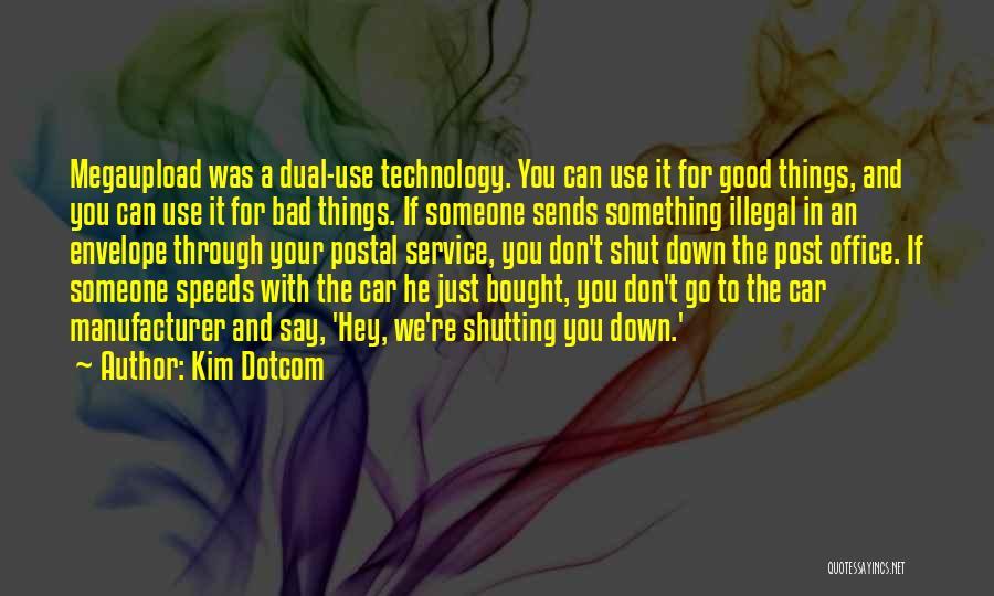 Get Car Service Quotes By Kim Dotcom