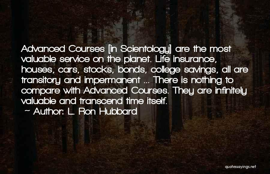 Get Car Service Quotes By L. Ron Hubbard