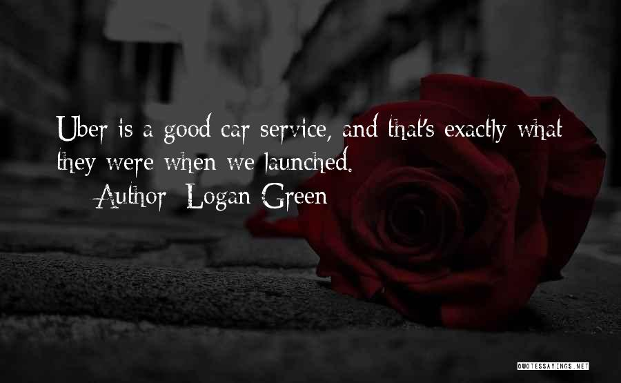 Get Car Service Quotes By Logan Green