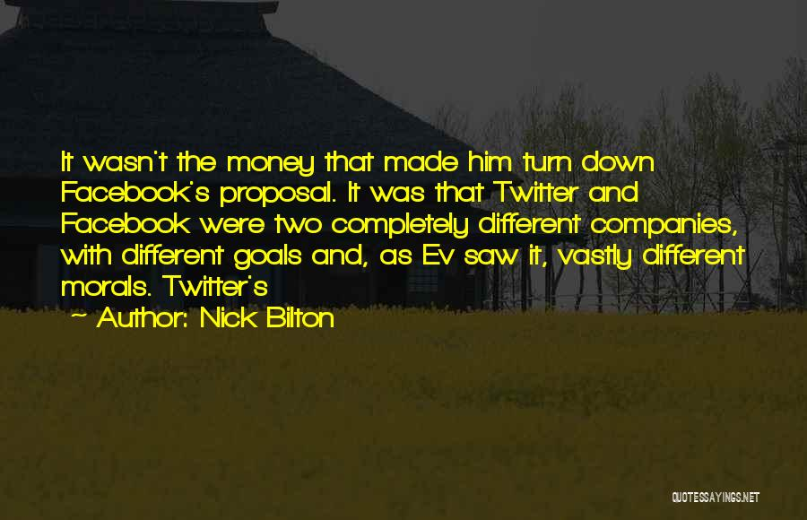 Get Money Twitter Quotes By Nick Bilton
