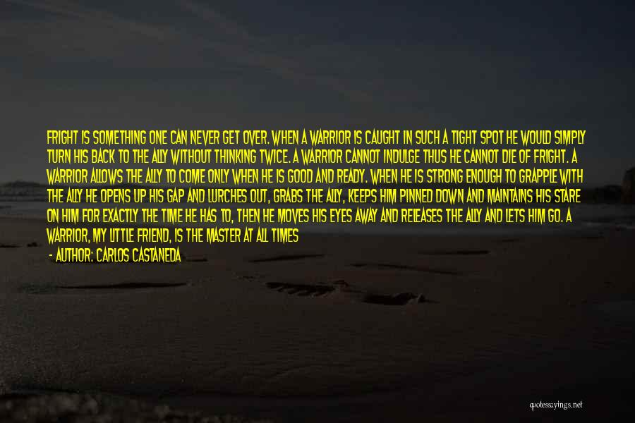 Get Over Him Quotes By Carlos Castaneda