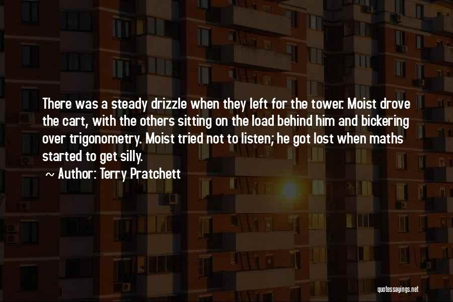 Get Over Him Quotes By Terry Pratchett