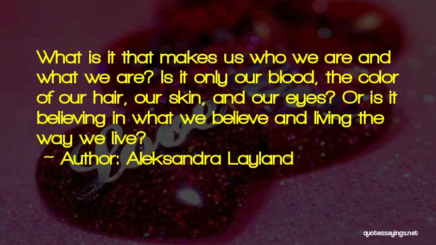 Get Over Racism Quotes By Aleksandra Layland