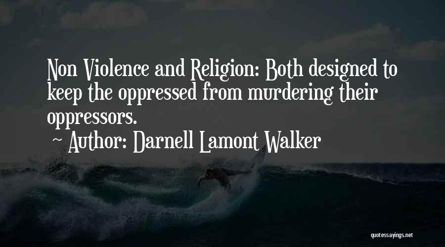 Get Over Racism Quotes By Darnell Lamont Walker