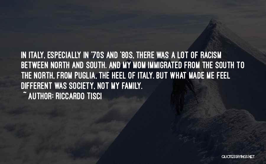Get Over Racism Quotes By Riccardo Tisci