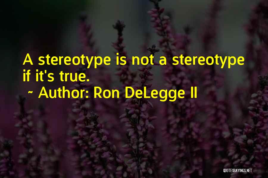 Get Over Racism Quotes By Ron DeLegge II