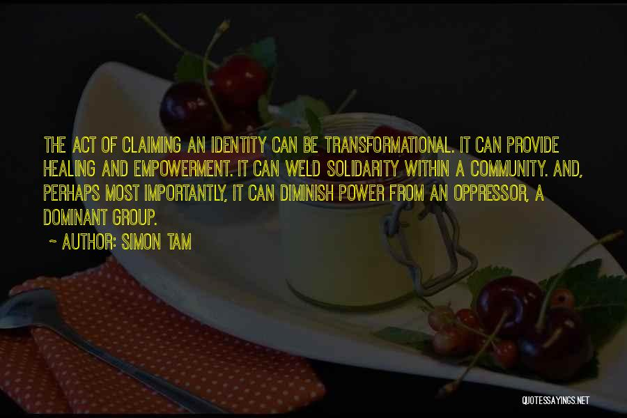 Get Over Racism Quotes By Simon Tam