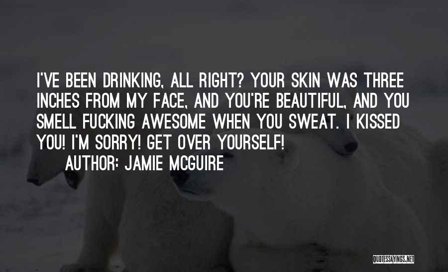 Get Over Yourself Quotes By Jamie McGuire