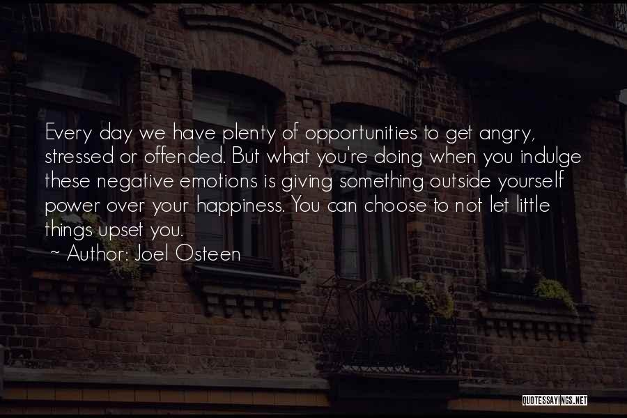 Get Over Yourself Quotes By Joel Osteen