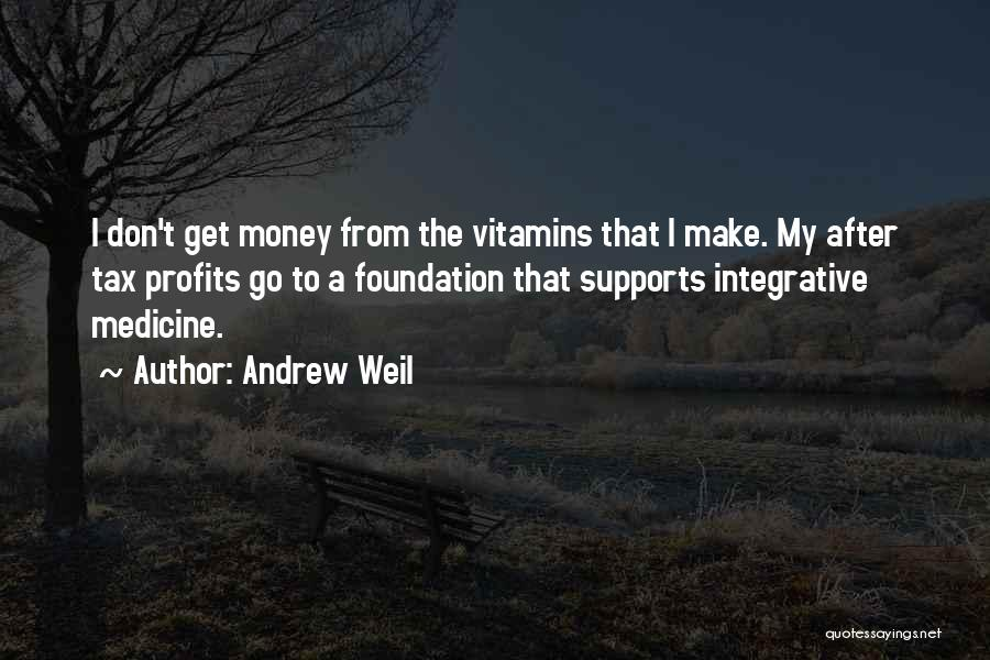 Get Support Quotes By Andrew Weil