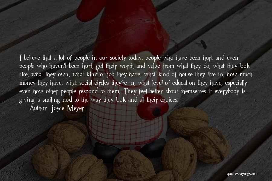 Get The Money Quotes By Joyce Meyer