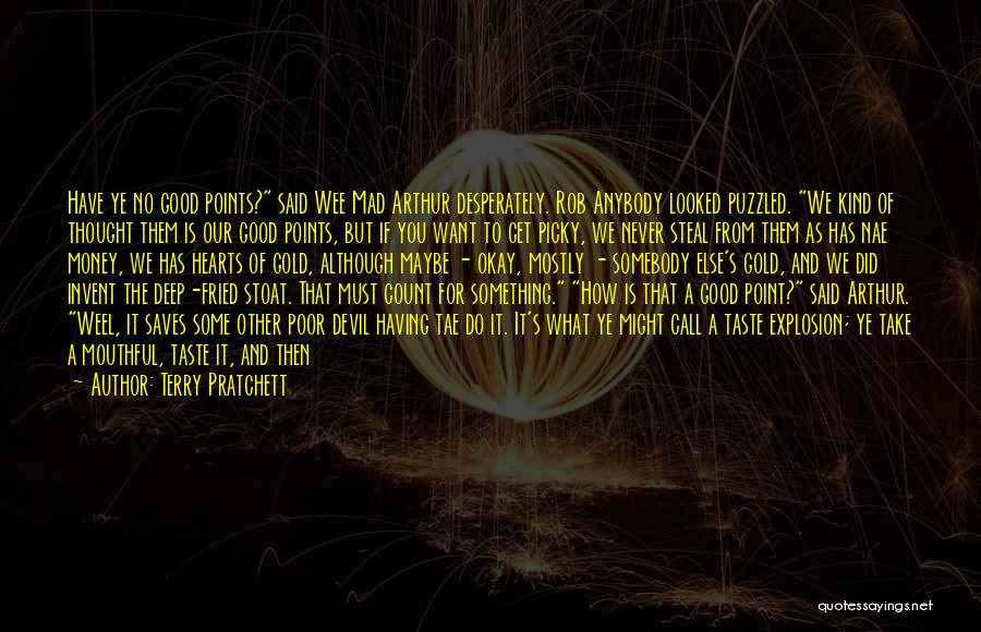 Get The Money Quotes By Terry Pratchett