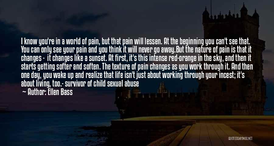 Getting Away From Abuse Quotes By Ellen Bass