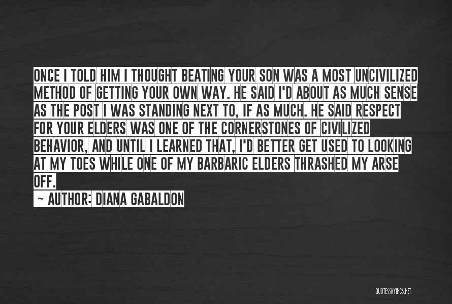 Getting Better Quotes By Diana Gabaldon