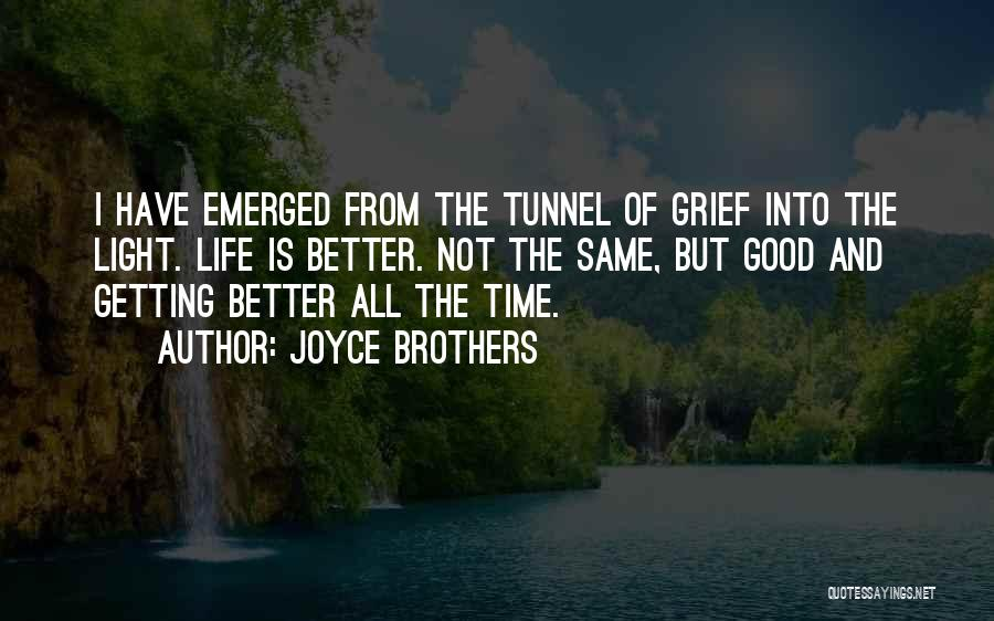 Getting Better Quotes By Joyce Brothers