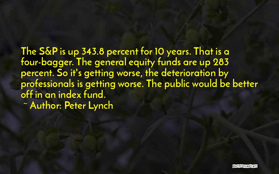 Getting Better Quotes By Peter Lynch