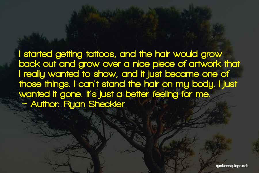 Getting Better Quotes By Ryan Sheckler