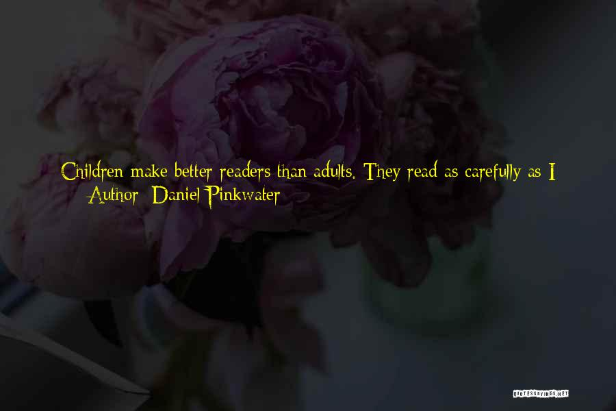 Getting Letters Quotes By Daniel Pinkwater
