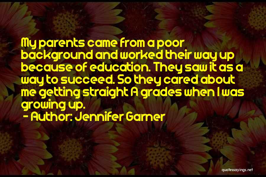 Getting Worked Up Quotes By Jennifer Garner