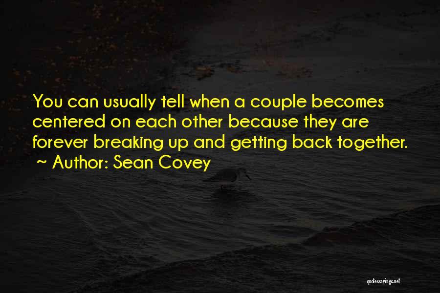 Ex couple quotes