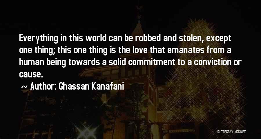 Ghassan Kanafani Quotes 1346374