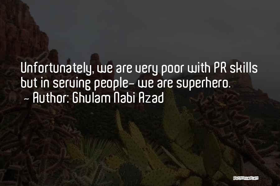 Ghulam Nabi Azad Quotes 1142552