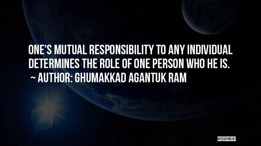 Ghumakkad Agantuk Ram Quotes 1407724