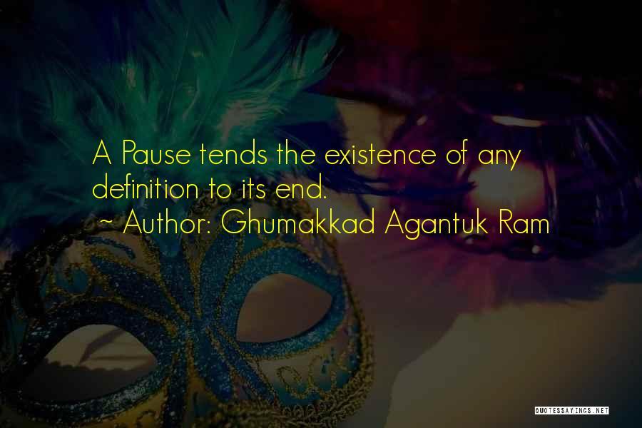 Ghumakkad Agantuk Ram Quotes 2201373