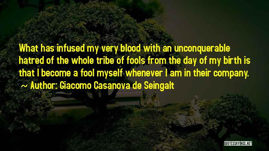 Giacomo Casanova De Seingalt Quotes 944882