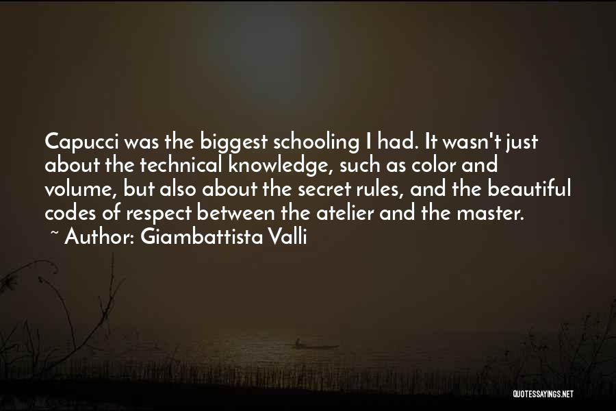 Giambattista Valli Quotes 1662072