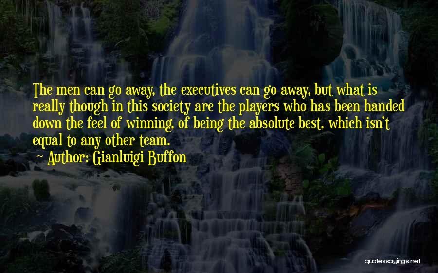 Gianluigi Buffon Quotes 1986721