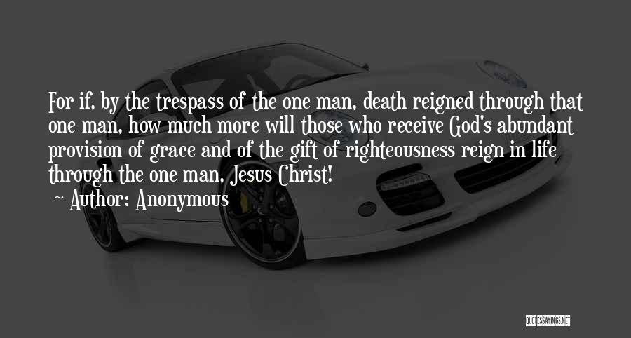 Gift Receive Quotes By Anonymous