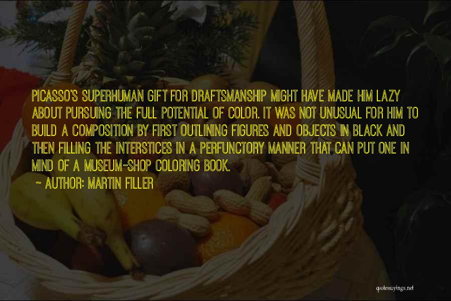 Gift Shop Quotes By Martin Filler