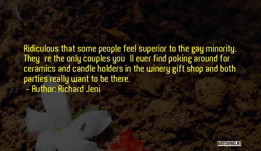 Gift Shop Quotes By Richard Jeni