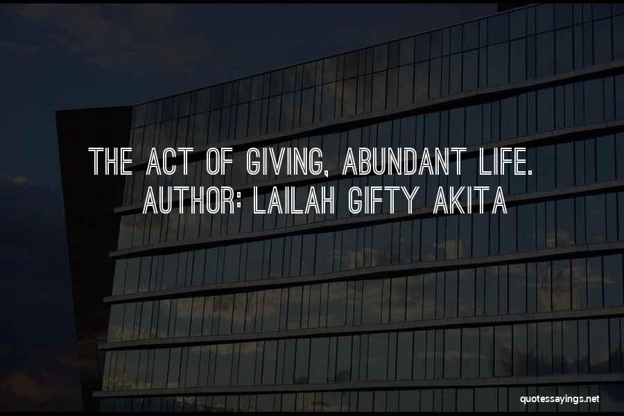 Gifts Receiving Quotes By Lailah Gifty Akita