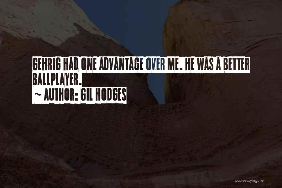 Gil Hodges Quotes 1283203