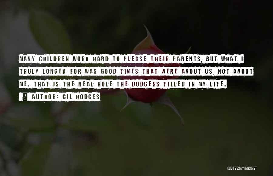 Gil Hodges Quotes 1429155