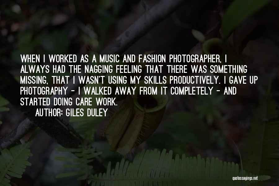 Giles Duley Quotes 1767072