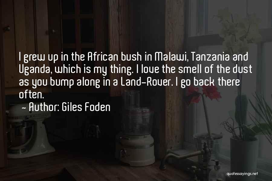 Giles Foden Quotes 2222617