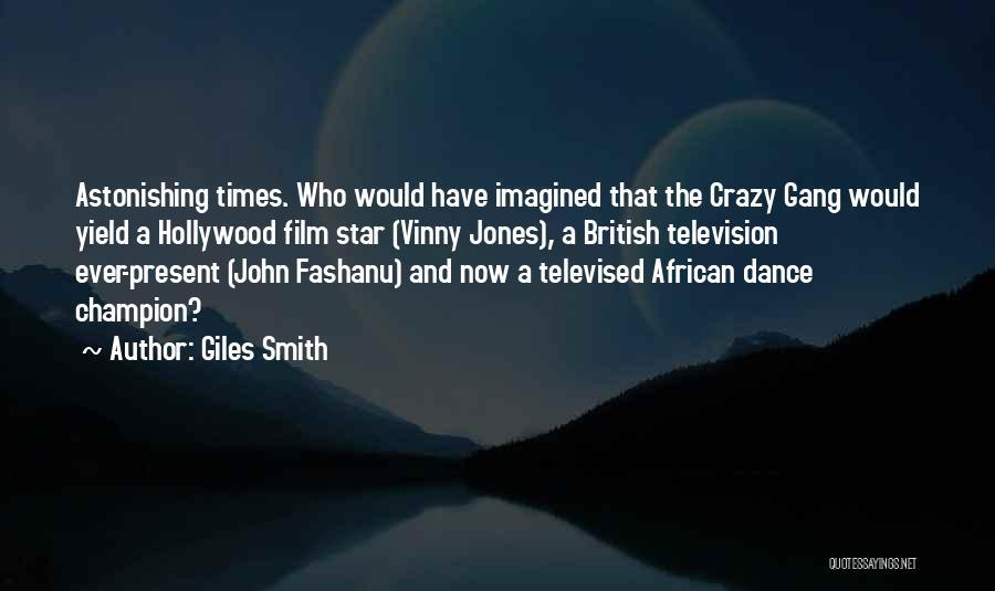 Giles Smith Quotes 1184045