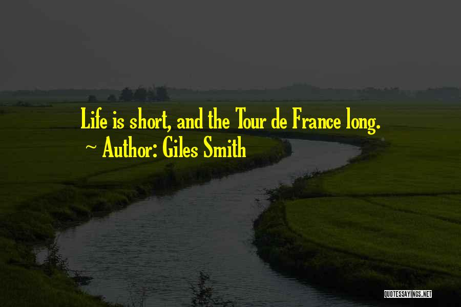 Giles Smith Quotes 2161328
