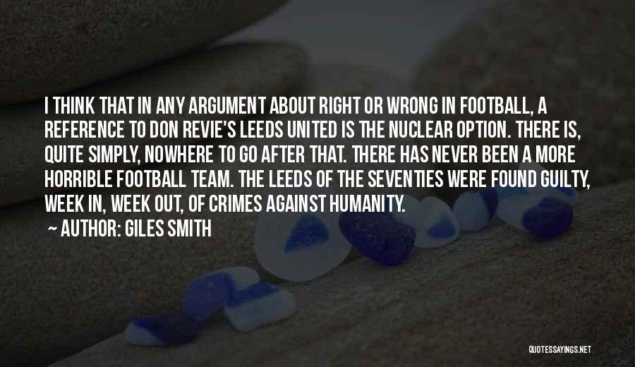 Giles Smith Quotes 355377