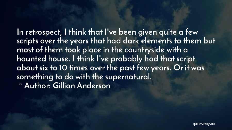 Gillian Anderson Quotes 1114387