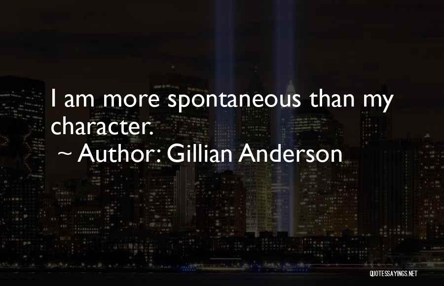 Gillian Anderson Quotes 118515