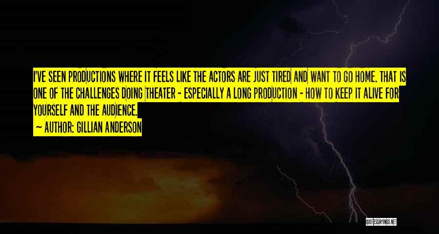 Gillian Anderson Quotes 121686