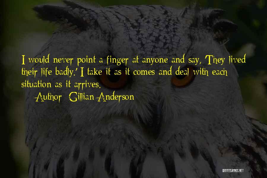 Gillian Anderson Quotes 1242250